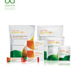 Arbonne Meal Replacement Shakes